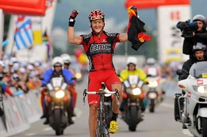 1st Endurance Rider Gets 2nd Victory in Tour de Suisse