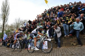 Fabian Cancellera on the Podium Again in Flanders