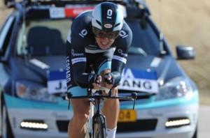First Endurance rider Moves into 2nd Overall in Vuelta a España