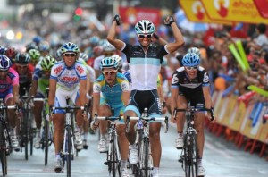 First Endurance Rider Wins Stage 20 of Vuelta a Espana